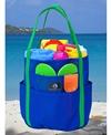 Saltwater Canvas Dolphin Beach Bag