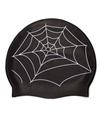 Bettertimes Spiderweb Silicone Swim Cap