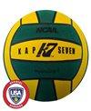 KAP7 Men's Size 5 HydroGrip Water Polo Ball (NCAA, CWPA)