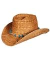 Sun N Sand Happy Trails Western Hat