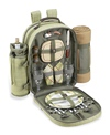 Picnic at Ascot Hamptons Picnic Backpack for Two With Blanket