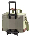 Picnic at Ascot Hamptons Picnic Cooler For Four On Wheels
