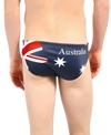 Turbo Men's Australia Water Polo Brief