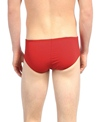Dolfin Competition All Poly Solid Mens Racer Brief Swimsuit