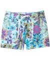 Tidepools Girls' Topsy Turvy Boardshorts (Toddler, Little Kid, Big Kid)