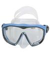 U.S. Divers DIVA/Island Dry Lx/ Trek LX Travel Bag Snorkel, Mask, and Fin Set