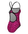 TYR Pink Check Diamondfit
