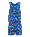 My Pool Pal Boys' Shark Flotation Swimsuit