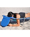 Ostrich Ladies' Face Down Chaise Lounge W/ Chest Cavity