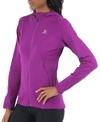 Salomon Women's Discovery Hooded Running Midlayer