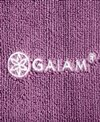 Gaiam Thirsty Yoga Mat Towel