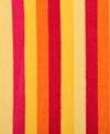 Royal Comfort Cabana Multi Stripe Terry Velour Beach Towel 30