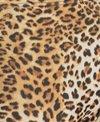 Illusions Activewear Trey Cheetah Brief Swimsuit