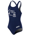 Make a Splash Arena Girls' One Piece Swimsuit