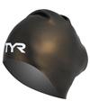 TYR Long Hair Wrinkle Free Silicone Swim Cap