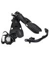 HEAD Tarpon Snorkeling Mask,Barracuda Snorkel,Volo Fin Set