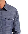 Lost Men's Slipknot Long Sleeve Shirt
