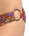 Swim Systems Bali Batik Ring Side Hipster Bikini Bottom
