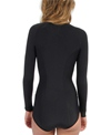 Rip Curl Women's 1mm G-Bomb Long Sleeve Bikini Cut Spring Suit Wetsuit