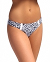 Laundry By Shelli Segal Seville Ruched Hipster Bikini Bottom