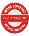 Speedo Elastomeric Solid Silicone Swim Cap