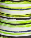 Nike Distressed Stripe Lingerie Tank One Piece Swimsuit