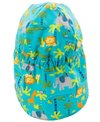 i play. by Green Sprouts Boys' Jungle Flap Sun Protection Hat (Baby, Toddler)