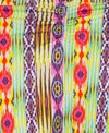 PilyQ Sunbeam Embroidered Tri Halter Bikini Top