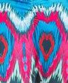 PilyQ Mumbai Embroidered Lila Bikini Top