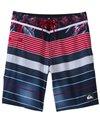Quiksilver Men's YG Remix Stripe Boardshort