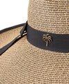 Sun N Sand Women's Paper Braid Arashi Hat