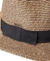 Sun N Sand Women's Multi Sewn Paper Braid Safari Hat