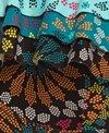 Coco Rave Swimwear Sparkly Medallion Bridgette Underwire Bikini Top (B/C/D Cup)