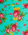 2f42d850ed83f ... Betsey Johnson Swimwear Flower Bomb Molded Underwire Bump Me Up Halter  Bikini Top