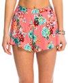 MINKPINK Bloomin Beach Waist Shorts
