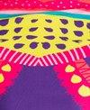 MINKPINK Swimwear Bright Delight Triangle Bikini Top