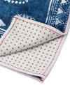 YogiToes Denim Collection rSkidless Yoga Mat Towel