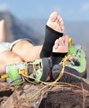 OS1st Performance Compression Plantar Fasciitis Foot Sleeve
