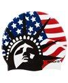 Sporti Liberty Silicone Swim Cap