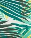 Roxy Swimwear Jungle Fever Strappy Bandeau Bikini Top