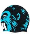 TYR King Kong Silicone Swim Cap