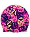 TYR Peace Silicone Swim Cap