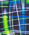 Speedo PowerFlex Eco Laser Sticks Brief Swimsuit