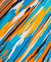 Dolfin Aquashape Cascade Stripe Tankini Swimsuit Top