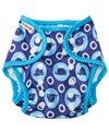 Bummis Swimmi Whales Swim Diaper (One Size)