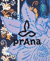 prAna Printed Microfiber Yoga Mat 72