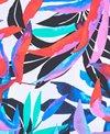 Jantzen Tropic Nights High Neck Bralette Bikini Top