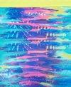 Speedo Missy Franklin Endurance Lite Rainbow Tides Double Band Swimsuit Bottom
