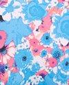 Speedo Missy Franklin Endurance Lite Floral Dreams Criss Cross Swimsuit Top