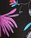 Seafolly Women's Flower Festival Active Bralette Fitness Top